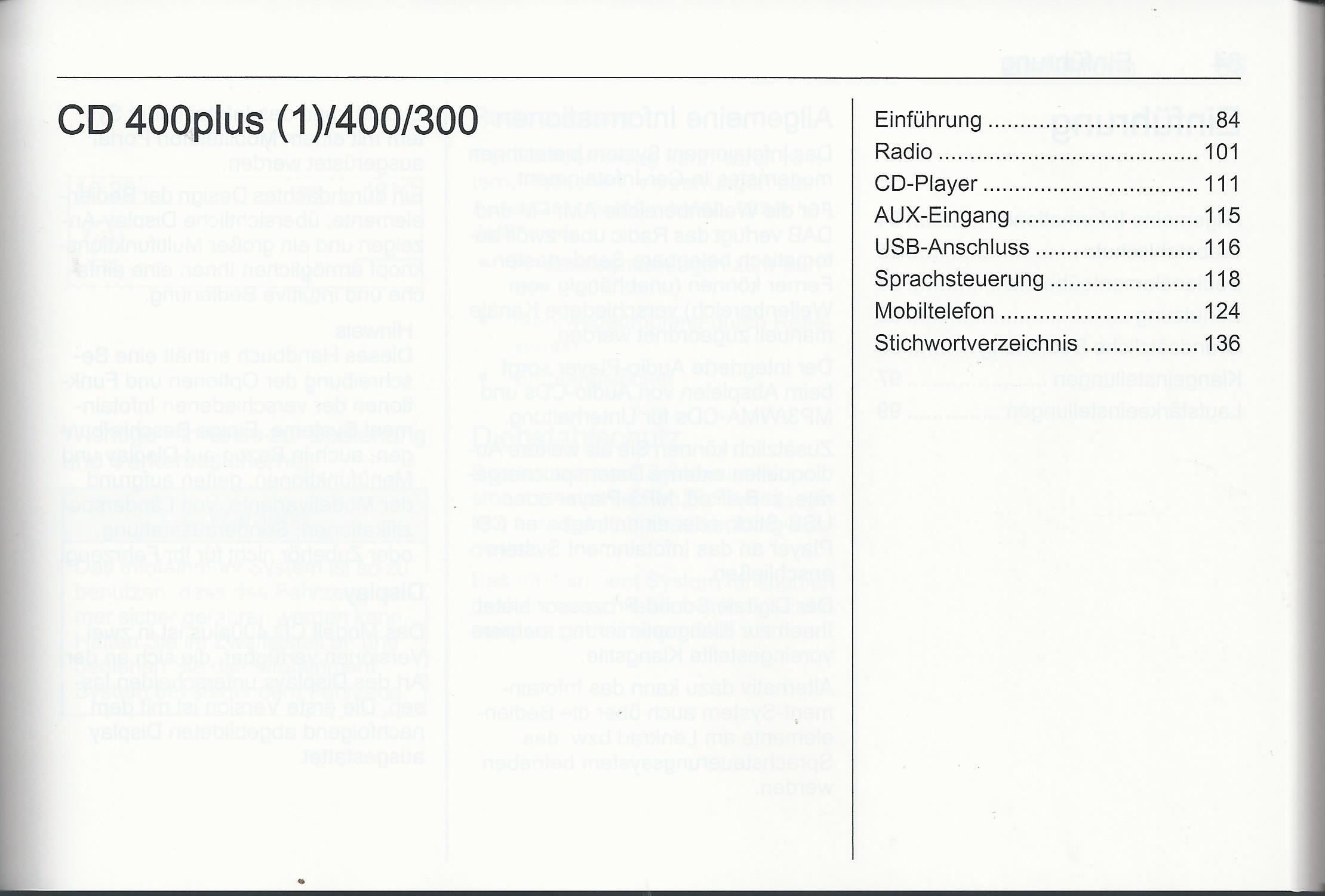 opel astra infotainment system 2015 betriebsanleitung bedienungsanleitung rn ebay. Black Bedroom Furniture Sets. Home Design Ideas