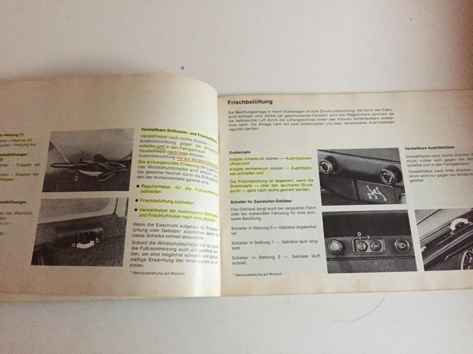vw k fer 1302 bedienungsanleitung 1971 betriebsanleitung. Black Bedroom Furniture Sets. Home Design Ideas